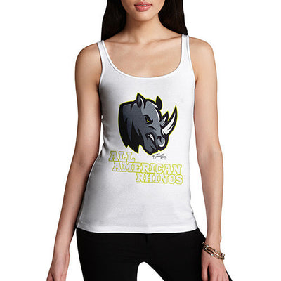 All American Rhino Women's Tank Top