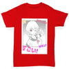 Anime Polaroid Selfie Girl's T-Shirt
