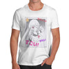 Anime Polaroid Selfie Men's T-Shirt