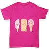 Ice Creams Girl's T-Shirt