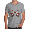 Skulls And Roses Men's T-Shirt