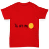 You Are My Sunshine  Boy's T-Shirt