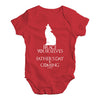 Father's Day Is Coming Baby Unisex Baby Grow Bodysuit