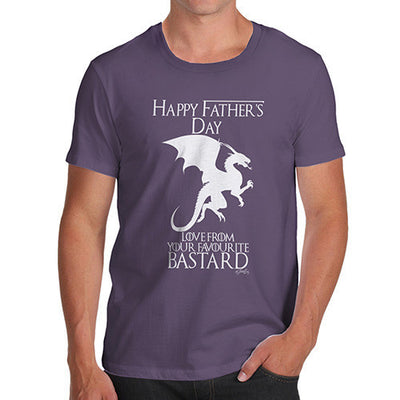 Father's Day Your Favorite B-stard Men's T-Shirt