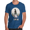 Warrior Princess Men's T-Shirt