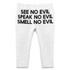 Smell No Evil Baby Leggings Trousers