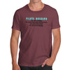 Pilot's Husband Men's T-Shirt