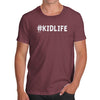 #Kidlife Men's T-Shirt