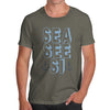 Sea, See, Si Men's T-Shirt