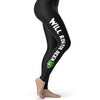 St Patrick's Day Will Run For Beer Women's Leggings