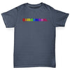 Rainbow Nomnomnom Boy's T-Shirt