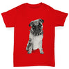 Punk Pug Boy's T-Shirt
