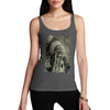 Native American Lion Women's Tank Top
