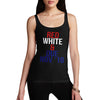 Red, White & Due Personalised Women's Tank Top