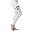 Shakespeare Though She Be But Little She Is Fierce Women's Leggings