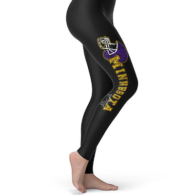 Minnesota American Football Established Women's Leggings