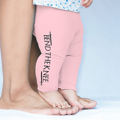 Bend The Knee Baby Leggings Pants
