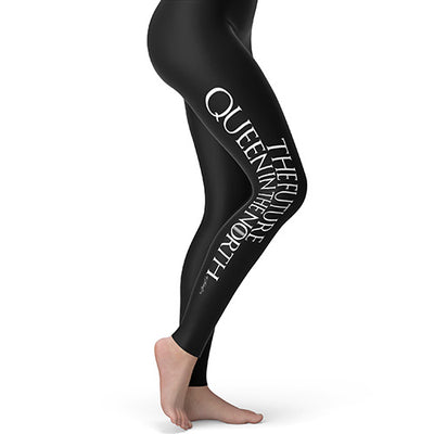 The Future Queen In The North Women's Leggings