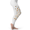Poodles Pattern Women's Leggings