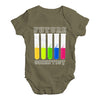 Future Scientist Baby Unisex Baby Grow Bodysuit