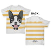 Boston Terrier Baby Toddler ALL-OVER PRINT Baby T-shirt