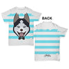 Husky Dog Baby Toddler ALL-OVER PRINT Baby T-shirt