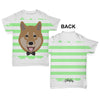 Shiba Inu Baby Toddler ALL-OVER PRINT Baby T-shirt