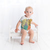 The King Lion Baby Unisex ALL-OVER PRINT Baby Grow Bodysuit