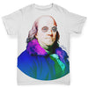 Benjamin Franklin Rapper Baby Toddler ALL-OVER PRINT Baby T-shirt