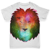Cosmic Lion Head Baby Toddler ALL-OVER PRINT Baby T-shirt