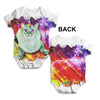 Unicorn Cat Baby Unisex ALL-OVER PRINT Baby Grow Bodysuit