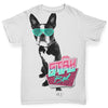 Stay Rad French Bulldog Baby Toddler ALL-OVER PRINT Baby T-shirt