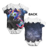Neon Graffiti Baby Unisex ALL-OVER PRINT Baby Grow Bodysuit