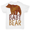 Baby Bear Silhouette Baby Toddler ALL-OVER PRINT Baby T-shirt