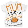 Mum You're A Good Egg Baby Toddler ALL-OVER PRINT Baby T-shirt