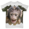 Squirrel Monkey Baby Toddler ALL-OVER PRINT Baby T-shirt