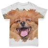 Welsh Corgi Baby Toddler ALL-OVER PRINT Baby T-shirt