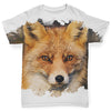 Red Fox Baby Toddler ALL-OVER PRINT Baby T-shirt