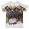 Cute Bulldog Baby Toddler ALL-OVER PRINT Baby T-shirt