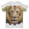 African Lion Baby Toddler ALL-OVER PRINT Baby T-shirt