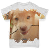 Labrador Puppy Baby Toddler ALL-OVER PRINT Baby T-shirt