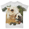 Golden Horse Baby Toddler ALL-OVER PRINT Baby T-shirt