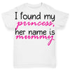 Her Name Is Mummy Baby Toddler ALL-OVER PRINT Baby T-shirt