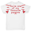 One Of My Favourite Parents Baby Toddler ALL-OVER PRINT Baby T-shirt