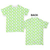 Limes Repeat Pattern Baby Toddler ALL-OVER PRINT Baby T-shirt