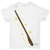 Witch Wand Baby Toddler ALL-OVER PRINT Baby T-shirt