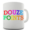 Douze Points Eurovision Novelty Mug
