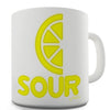Sour Lemon Novelty Mug