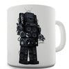 Robot Speakers Novelty Mug