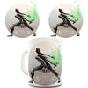 Elf Enchanted Sword Fantasy Funny Mug